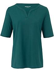 Green Cotton - Shirt mit Herz-Ausschnitt