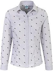 Hammerschmid - Bluse im leicht tailliertem Hemdblusen-Schnitt