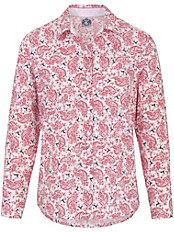 Hammerschmid - Bluse im leicht taillierten Hemdblusen-Schnitt