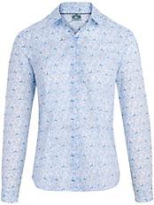 Hammerschmid - Bluse mit 1/1 Arm im charmanten Alpen-Look Dessin