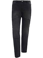 JUNAROSE - Jeans im trendigen Biker-Stil