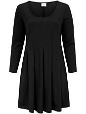 JUNAROSE - Jersey-Kleid mit Falten