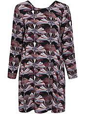 JUNAROSE - Kleid mit hochaktuellem Druck-Dessin