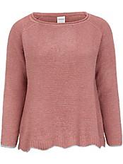 JUNAROSE - Pullover mit Raglanarm