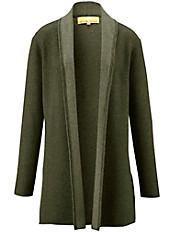 LIEBLINGSSTÜCK - Strickjacke aus 100% Schurwolle LAMBSWOOL