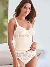 Nina v. C. - BH-Hemd mit Bügel