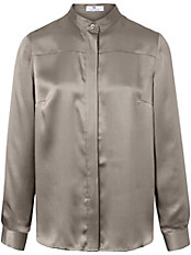 Peter Hahn - Bluse aus 100% Seide