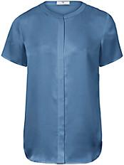 Peter Hahn - Bluse aus 100% Seide mit 1/2-Arm