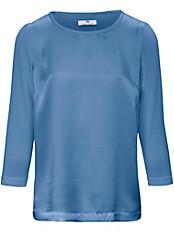 Peter Hahn - Blusen-Shirt aus luxuriösem Seiden-Mix und 3/4 Arm