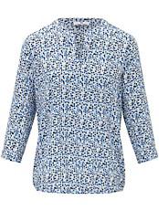 Peter Hahn - Blusen-Shirt mit einem 3/4-Arm