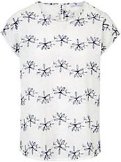 Peter Hahn - Blusen-Shirt mit Stickereien