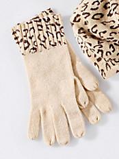 Peter Hahn Cashmere - Strickhandschuh aus 100%  Kaschmir