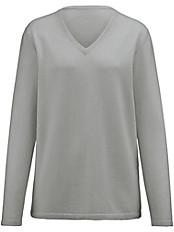 Peter Hahn Cashmere - V-Pullover aus 100% Kaschmir Modell Veronika