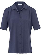 Peter Hahn - Jersey-Bluse mit 1/2-Arm
