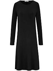 Peter Hahn - Jersey-Kleid in leicht ausgestellter A-Linie