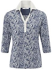 Peter Hahn - Polo-Shirt mit 3/4 Arm