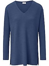 Peter Hahn - Pullover aus 100% Merino-Schurwolle