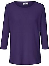 Peter Hahn - Pullover mit 3/4-Arm aus 100% SUPIMA®-Baumwolle