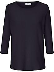 Peter Hahn - Pullover mit 3/4-Arm und U-Boot-Ausschnitt