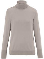 Peter Hahn - Rollkragen-Pullover aus SUPIMA®-Baumwolle