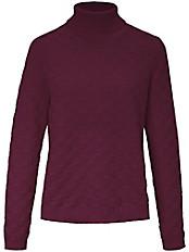 Peter Hahn - Rollkragen-Pullover in 100% SUPIMA®-Baumwolle