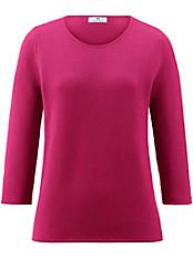 Peter Hahn - Rundhals-Pullover aus 100% SUPIMA®-Baumwolle