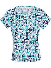 Peter Hahn - Rundhals-Shirt aus 100% Baumwolle