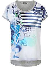 Peter Hahn - Rundhals-Shirt mit 1/4-Arm