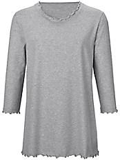 Peter Hahn - Schlafanzug mit einem Glitzer-Herzchen