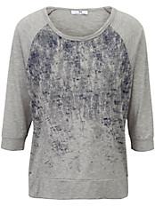 Peter Hahn - Shirt mit 3/4-Raglanarm und angesetzten Bündchen