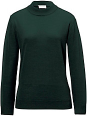 Peter Hahn - Stehbund-Pullover aus SETALANA
