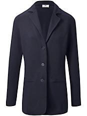 Peter Hahn - Strick-Blazer aus 100% SUPIMA®-Baumwolle