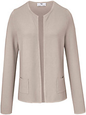 Peter Hahn - Strickjacke aus 100% SUPIMA®-Baumwolle