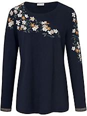 portray berlin - Pullover aus 100% Schurwolle-Merino