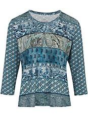 Rabe - Shirt mit prächtigem Fantasie-Dessin
