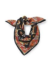 Roeckl - Nicki-Tuch aus 100%Seide mit handrollierten Kanten
