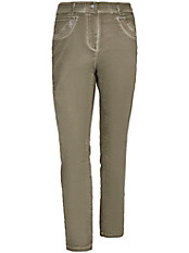Samoon - 7/8-Hose mit Washed-Optik