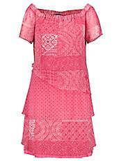 Samoon - Kleid mit 1/2-Arm