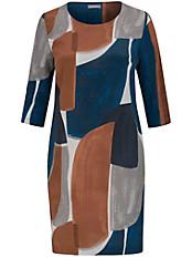 Samoon - Kleid mit 3/4 Arm