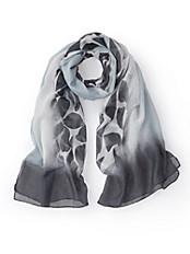 Samoon - Schal mit edlem Print