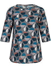 Samoon - Schlupf-Bluse mit 3/4 Arm