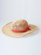 Seeberger - Hut aus geflochtenem Papierstroh