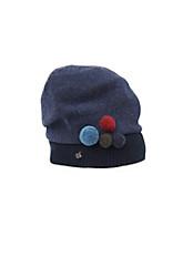 Seeberger - Mütze aus 100% Kaschmir