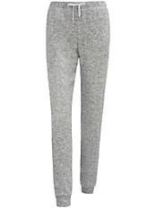 Solo per Me - Strick-Hose im angesagten Jogg-Pant-Style
