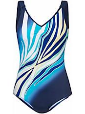 Sunmarin - Badeanzug mit V-Ausschnitt