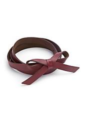 Uta Raasch - Gürtel aus Leder