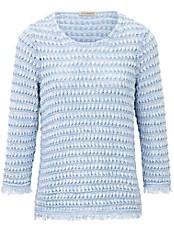 Uta Raasch - Pullover mit 1/1 Arm und Fransen