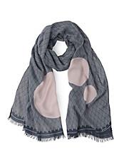 Windsor - Schal mit feinen Fransen