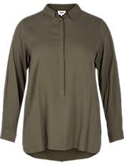 zizzi - Bluse zum Schlupfen