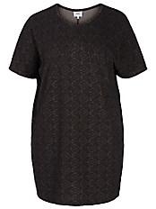 zizzi - Kleid mit 1/2-Arm